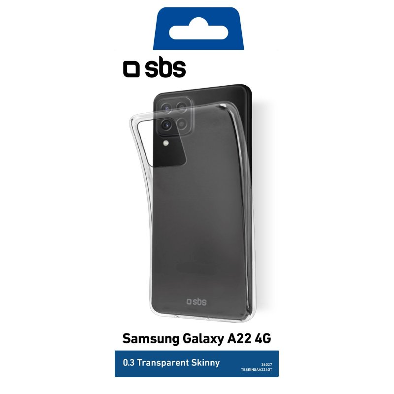 Skinny cover for Samsung Galaxy A22 4G