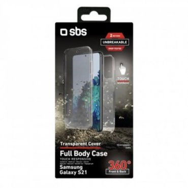 360° Full Body cover for Samsung Galaxy S21 - Unbreakable Collection