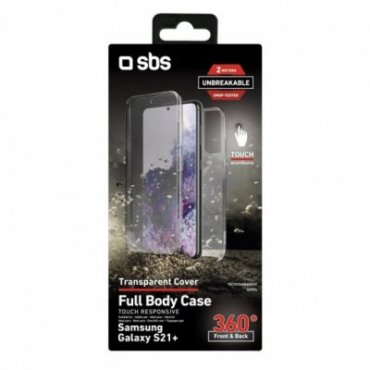 360° Full Body cover for Samsung Galaxy S21+ - Unbreakable Collection
