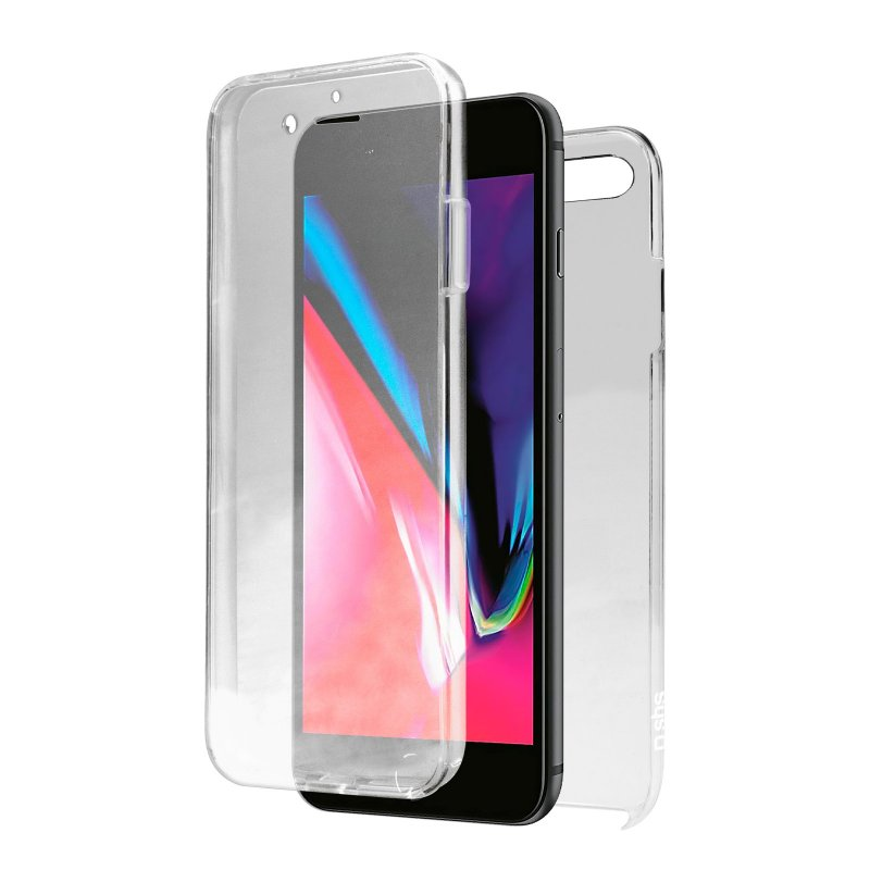 360° Full Body cover for iPhone 8 Plus/7 Plus - Unbreakable Collection