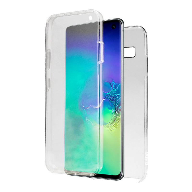 360° Full Body cover for Samsung Galaxy S10 - Unbreakable Collection