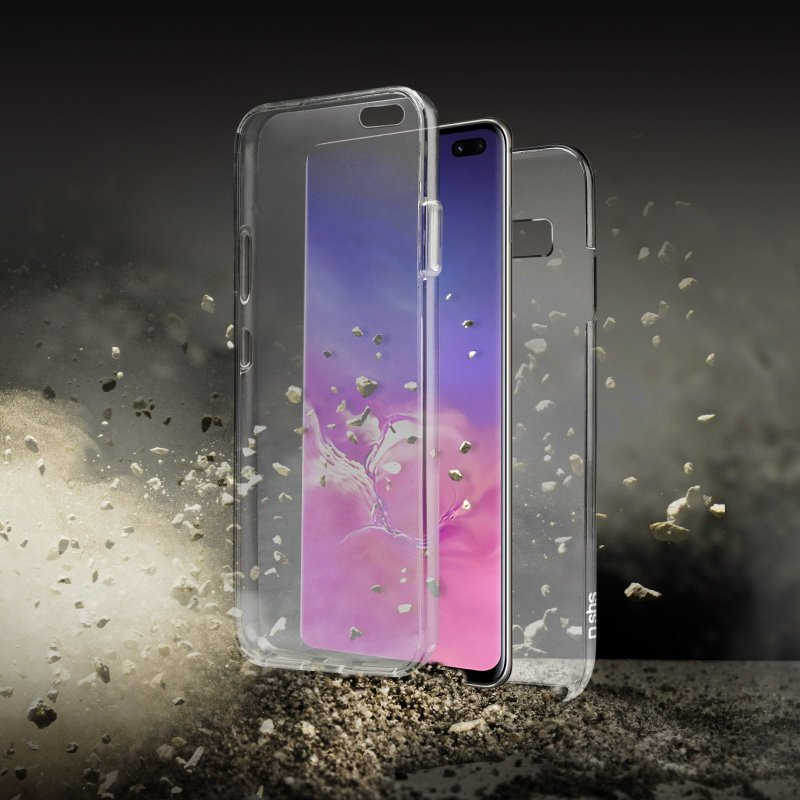 360° Full Body cover for Samsung Galaxy S10+ - Unbreakable Collection