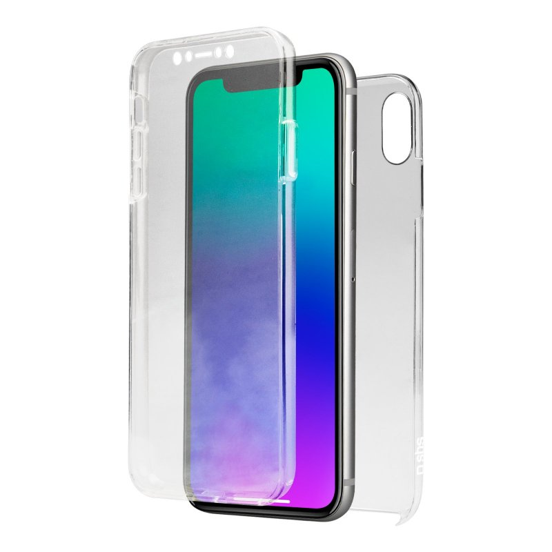 360° Full Body cover for iPhone XS/X - Unbreakable Collection