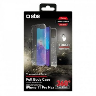 360° Full Body cover for iPhone 11 Pro Max - Unbreakable Collection