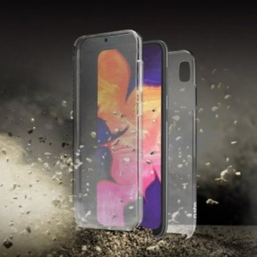 360° Full Body cover for Samsung Galaxy A10/M10 - Unbreakable Collection