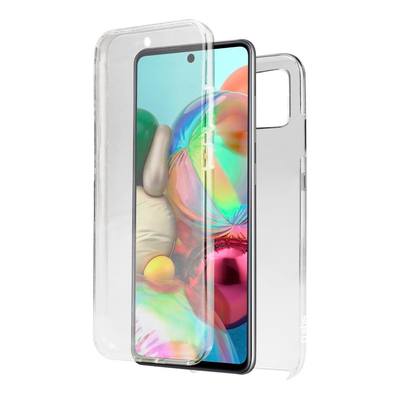 360° Full Body cover for Samsung Galaxy A71 - Unbreakable Collection