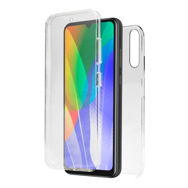 360° Full Body cover for Huawei Y6p - Unbreakable Collection