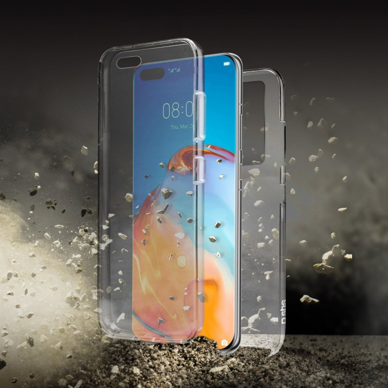 360° Full Body cover for Huawei P40 Pro+ - Unbreakable Collection