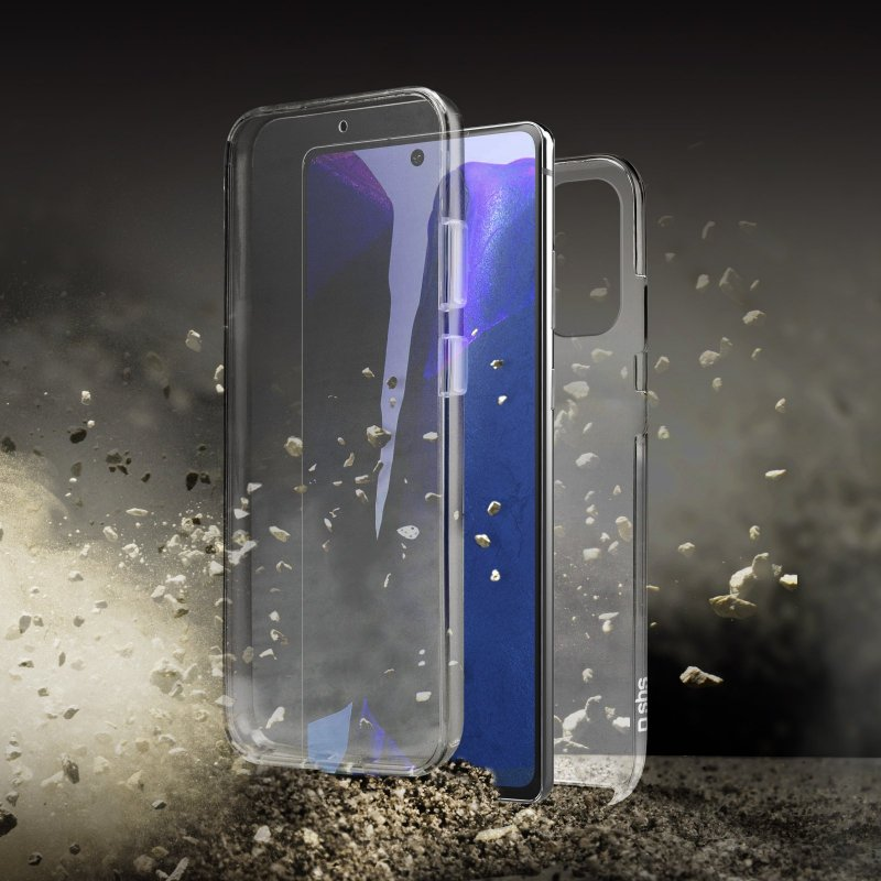 360° Full Body cover for Samsung Galaxy Note 20 - Unbreakable Collection