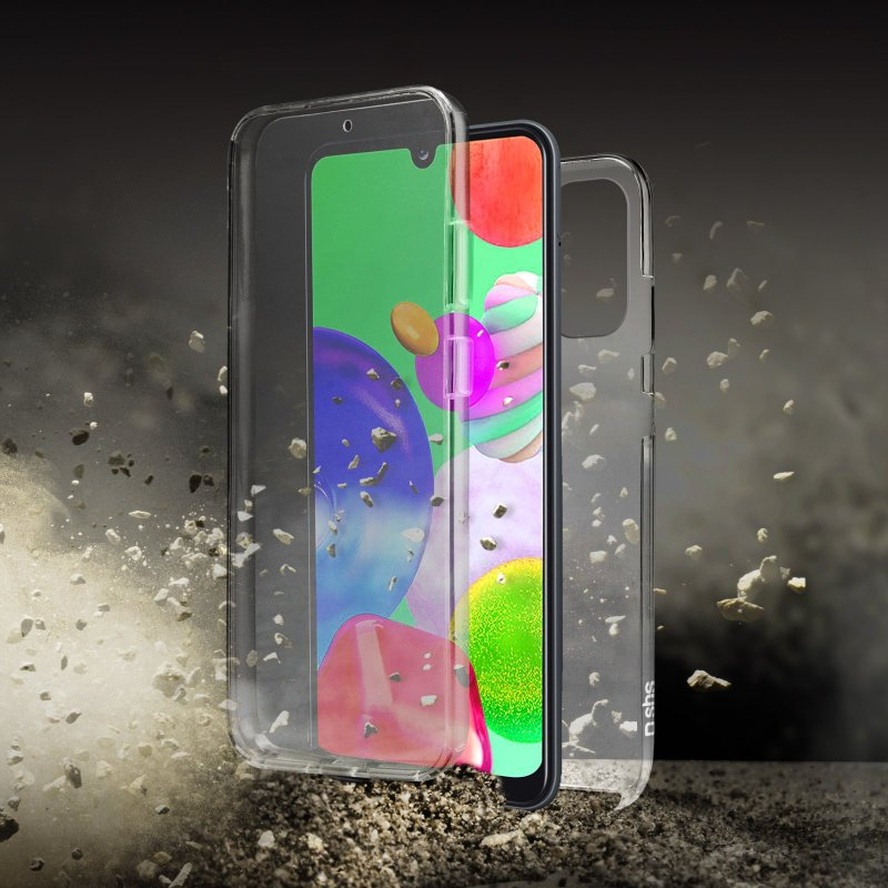 360° Full Body cover for Samsung Galaxy A42 - Unbreakable Collection