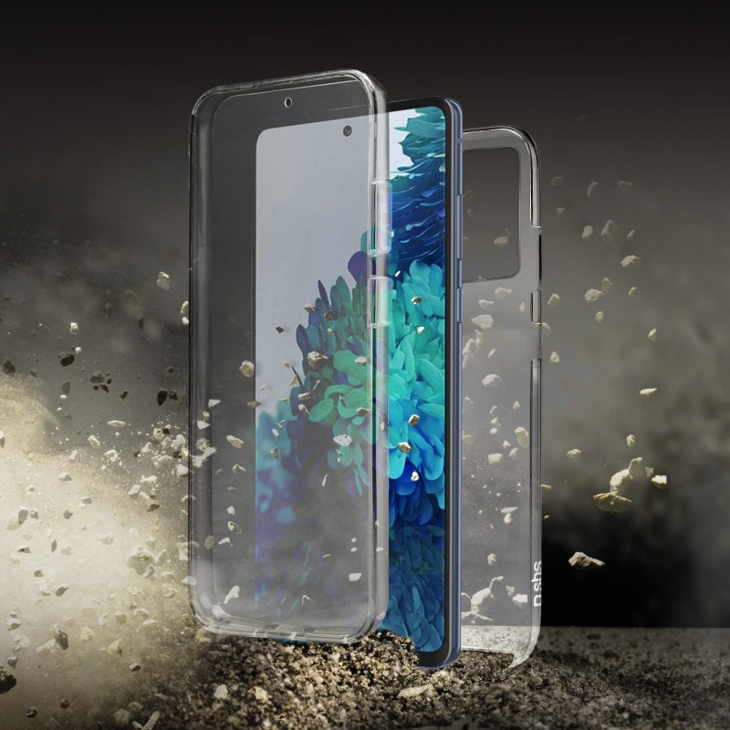 360° Full Body cover for Samsung Galaxy S20 FE - Unbreakable Collection