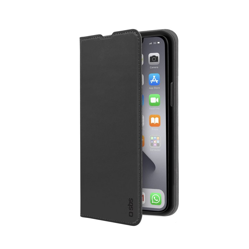 Book Wallet Lite Case for iPhone 13