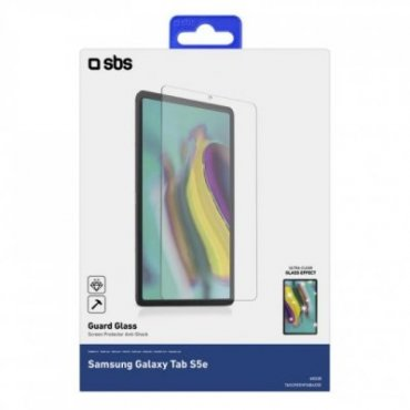 Glass screen protector for Samsung Galaxy Tab S5e