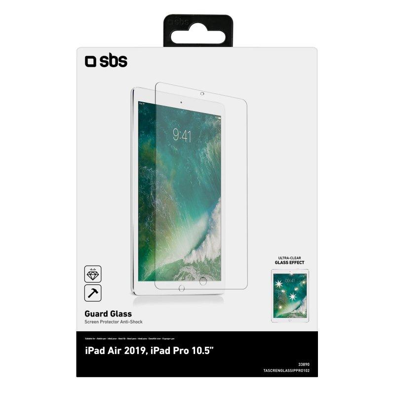 "Glass screen protector for iPad Air 2019/iPad Pro 10.5"" 2017"