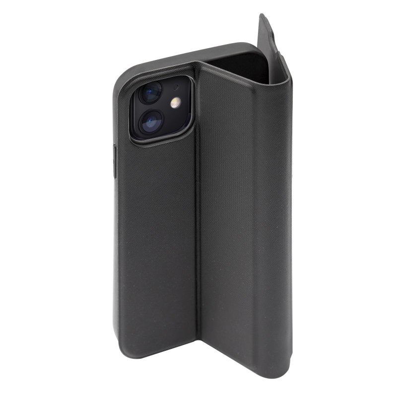 Wallet Tech Book Case for iPhone 12 Mini