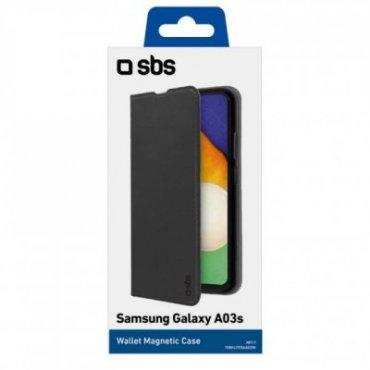 Book Wallet Lite Case for Samsung Galaxy A03s