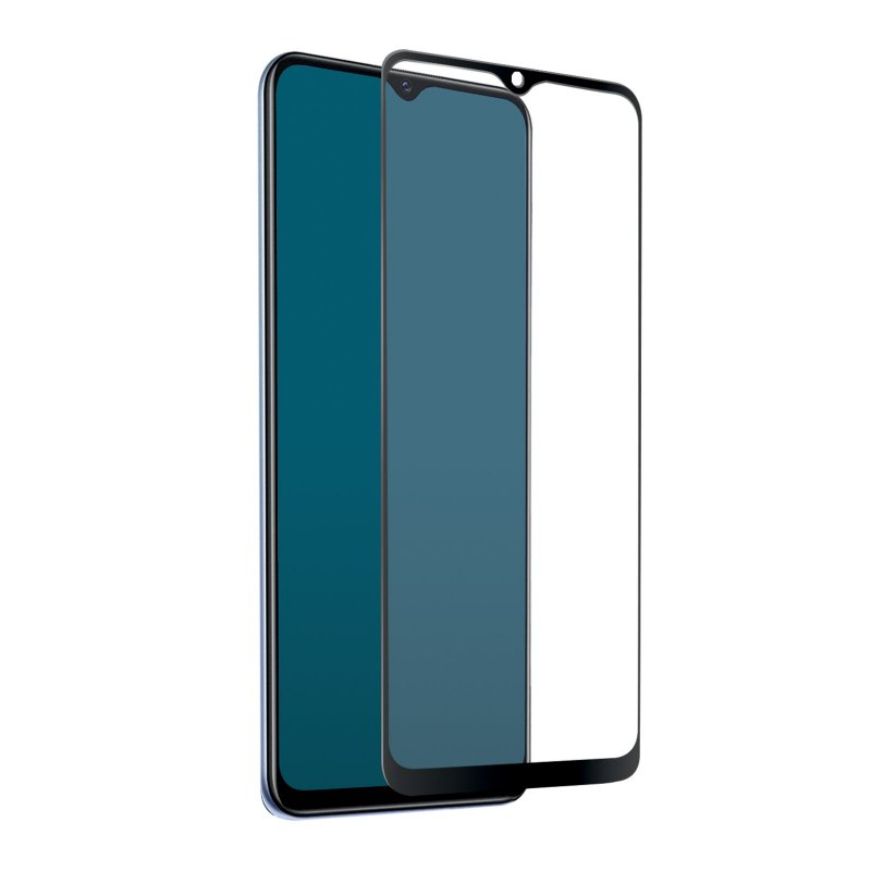 Full Cover Glass Screen Protector for Vivo Y52