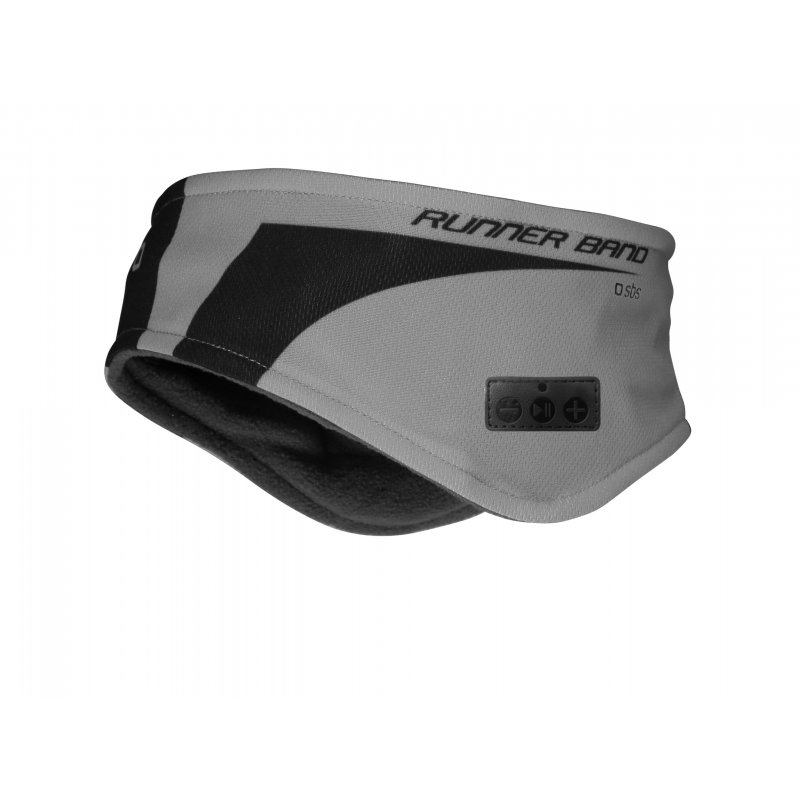 Sport Runner band with integrated earset