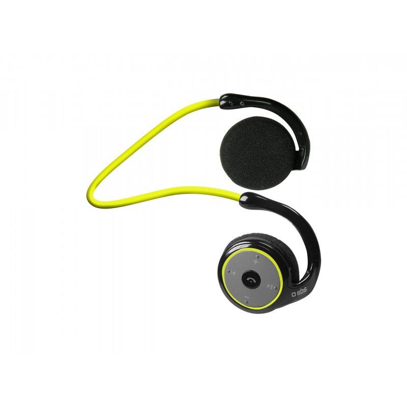 Stereo Headphone Wireless Sport Runway Fit