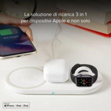 10W Wireless Base x3