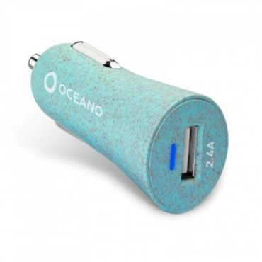 12 Watt eco-friendly charger for car