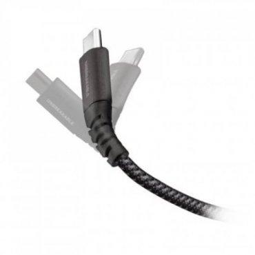 USB - Type-C cable in aramid fibre