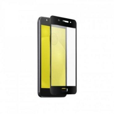 Full Cover Glass Screen Protector for Motorola Moto E4