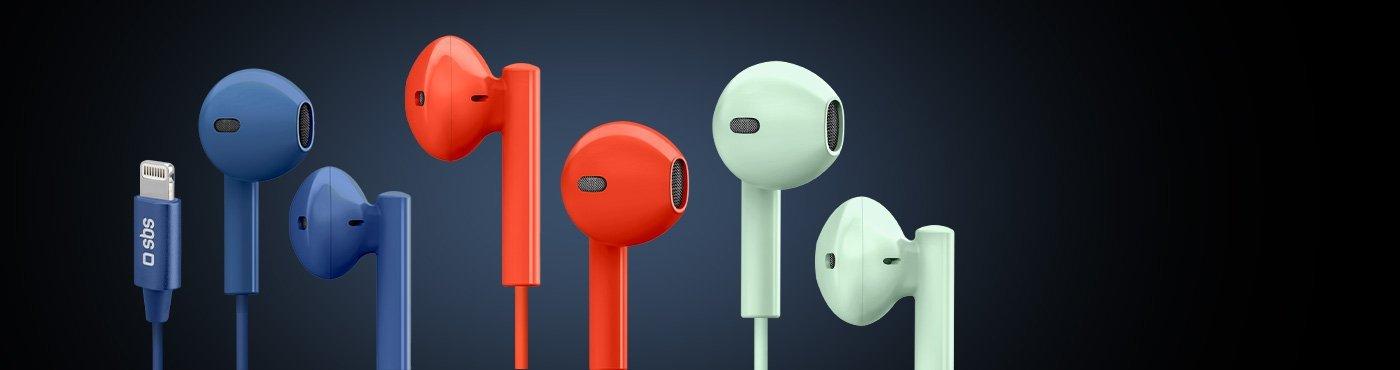 Headsets mit Kabel