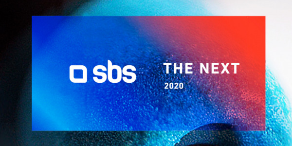 SBS PRESENTS THE NEXT A TWO-DAY FESTIVAL FOR THE PRESENTATION OF THE LATEST PRODUCTS FOR AUTUMN/WINTER