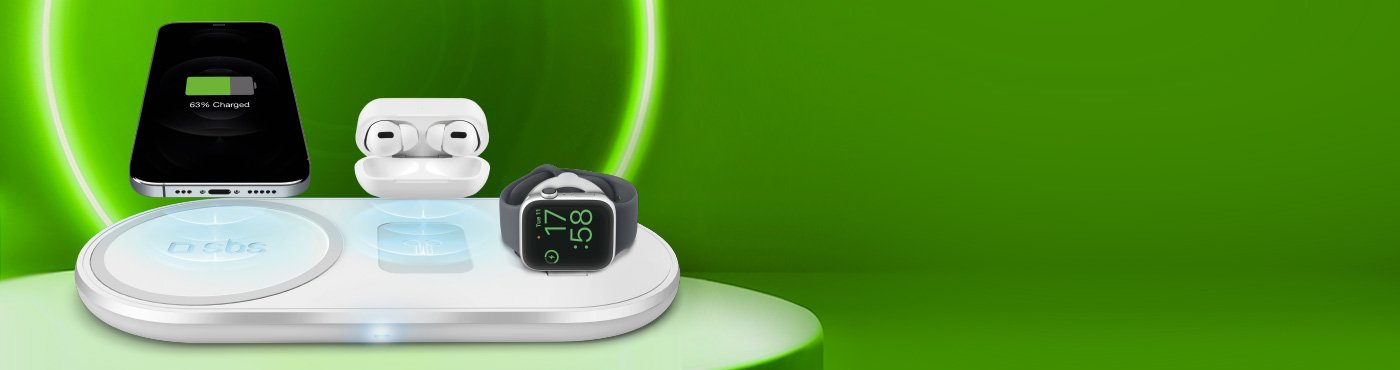 Wireless Charger Station