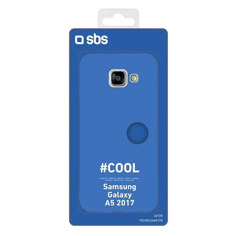Coque Cool pour Samsung A5 2017