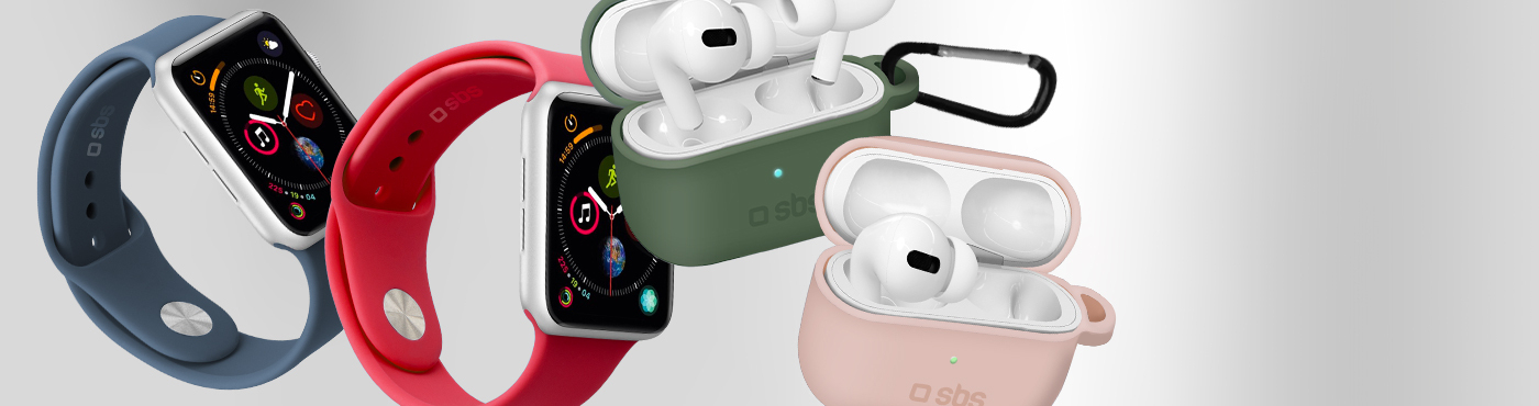 Apple Watch & AirPods