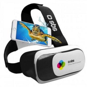 Virtual reality viewer for smartphones